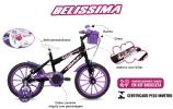 Bicicleta Status Belíssima Feminina Aro 16