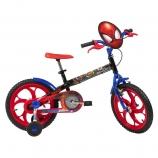 Bicicleta Caloi Spider Man Aro 16