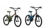 Bicicleta Groove T20 Camuflada Aro 20