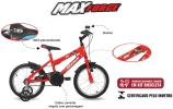 Bicicleta Status Max Force Masculina Aro 16