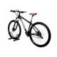 Bicicletário De Chão Altmayer p/ 1 bicicleta galvanizado AL-114G
