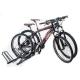 Bicicletário de Chão Altmayer p/ 3 bicicletas galvanizado AL-115G
