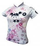 Camisa de Ciclismo Infantil Free Force Candy - PROMOÇÃO