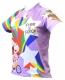 Camisa de Ciclismo Infantil Free Force Superstar - PROMOÇÃO