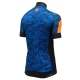 Camisa de Ciclismo Masculina Free Force Army