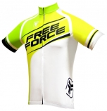 Camisa de Ciclismo Masculina Free Force Rapid