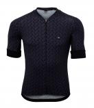 Camisa de Ciclismo Masculina Marcio May Funny Premium Elo Black