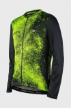 Camisa de Ciclsimo Masculina  Free Force Sideral