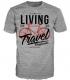 Camiseta RGD Living For The Travel - PROMOÇÃO