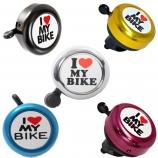 Campainha I Love my Bike